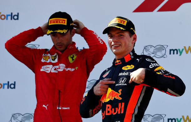 """Honda anunță un nou update pentru motorul utilizat de Red Bull: """"Trebuie să îmbunătățim performanțele din calificări"""" - Poza 1"""
