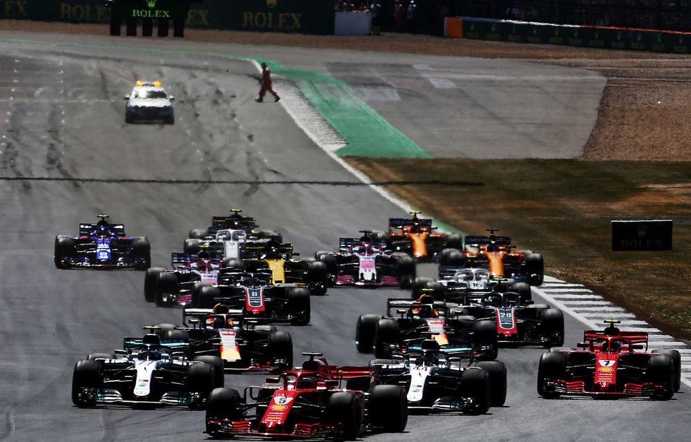 Silverstone și-a prelungit contractul cu Formula 1: circuitul va găzdui Marele Premiu al Marii Britanii cel puțin până în 2024 - Poza 1