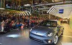 La capăt de drum: legendarul VW Beetle a părăsit producția după o istorie de 80 de ani