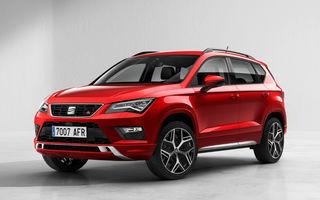 Seat Ateca se pregătește de un facelift în 2020: SUV-ul ar putea primi o versiune plug-in hybrid
