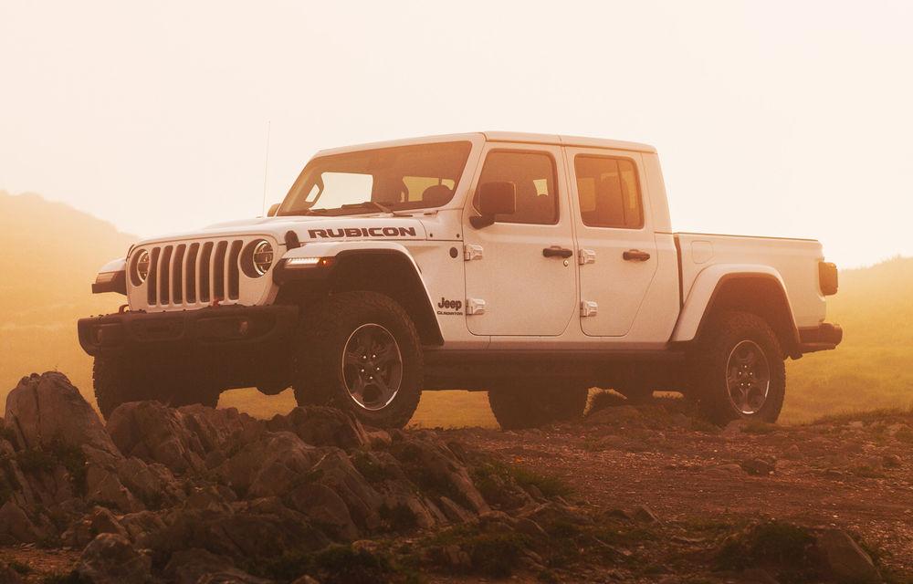 Detalii despre versiunea europeană a lui Jeep Gladiator: pick-up-ul va fi disponibil doar cu un motor diesel de 3.0 litri și 260 de cai putere - Poza 1