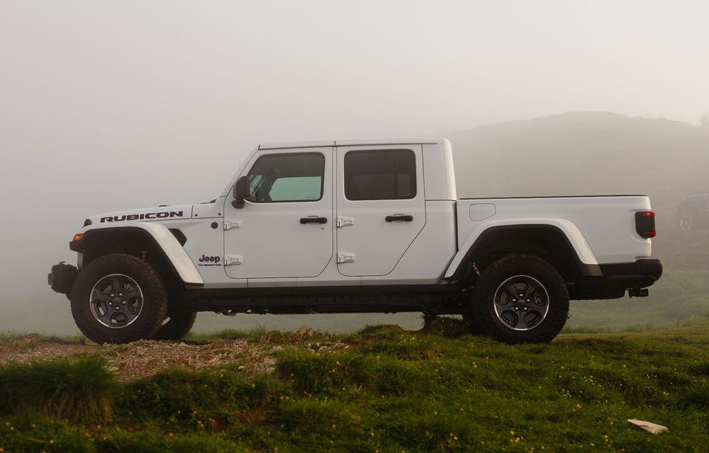 Detalii despre versiunea europeană a lui Jeep Gladiator: pick-up-ul va fi disponibil doar cu un motor diesel de 3.0 litri și 260 de cai putere - Poza 5