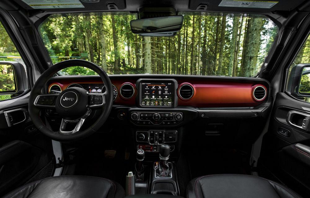 Detalii despre versiunea europeană a lui Jeep Gladiator: pick-up-ul va fi disponibil doar cu un motor diesel de 3.0 litri și 260 de cai putere - Poza 7