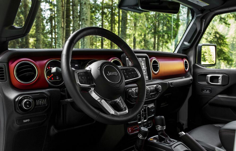 Detalii despre versiunea europeană a lui Jeep Gladiator: pick-up-ul va fi disponibil doar cu un motor diesel de 3.0 litri și 260 de cai putere - Poza 6