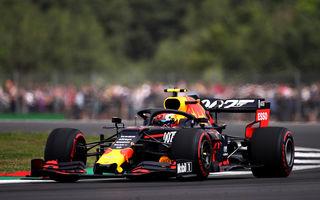 Gasly și Bottas, cei mai rapizi în antrenamentele de Formula 1 de la Silverstone