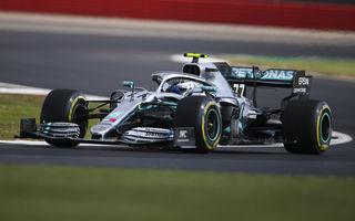 Bottas va pleca din pole position la Silverstone după ce l-a învins pe Hamilton cu numai 0.006 secunde! Leclerc, locul trei pe grilă