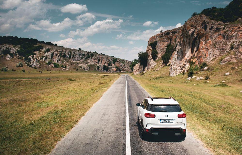 48 de ore de liniște: road trip de relaxare în Dobrogea, o incredibilă terapie de culoare - Poza 35