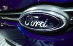 Planuri după alianța cu VW: Ford vrea să vândă 600.000 de mașini electrice în Europa