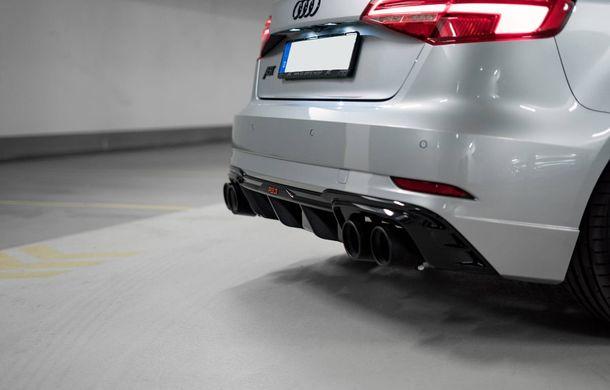 Audi RS3 Sportback primește un nou pachet de performanță din partea ABT: 470 CP și viteză maximă de 285 km/h - Poza 3