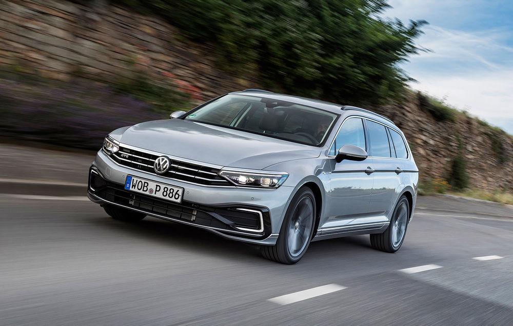 Test drive Volkswagen Passat Variant facelift