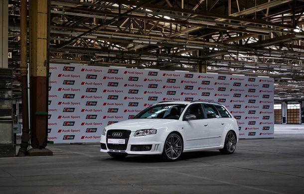 Aniversare în Ingolstadt: 25 de ani de la introducerea primului model Audi RS - Poza 6