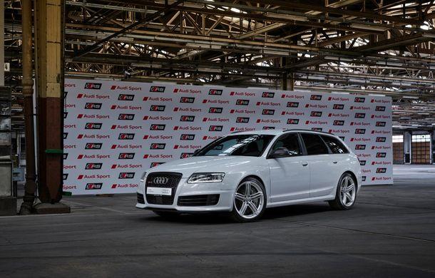 Aniversare în Ingolstadt: 25 de ani de la introducerea primului model Audi RS - Poza 8