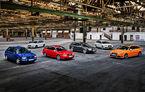Aniversare în Ingolstadt: 25 de ani de la introducerea primului model Audi RS
