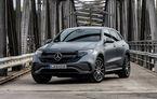 Mercedes-Benz EQC poate fi comandat și în România: prețul de pornire pentru SUV-ul electric este de aproape 76.000 de euro