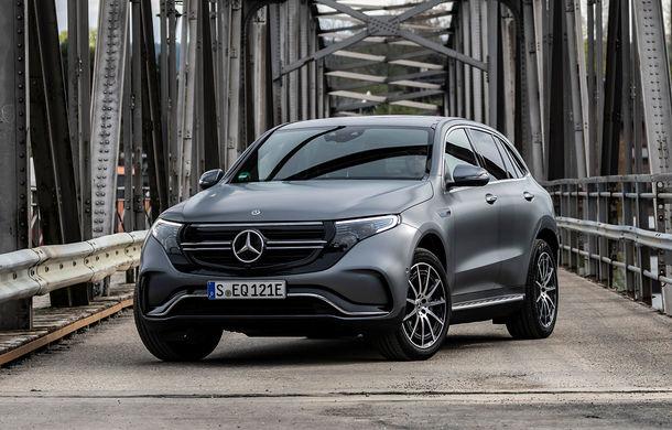 Mercedes-Benz EQC poate fi comandat și în România: prețul de pornire pentru SUV-ul electric este de aproape 76.000 de euro - Poza 1