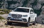 Daimler vrea să scoată din producție pick-up-ul Mercedes Clasa X: tăieri de costuri, după pierderile uriașe din ultimele 3 luni