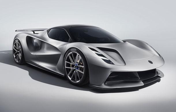 Lotus a prezentat noul Evija: primul hypercar electric al companiei va oferi 2.000 CP și va accelera de la 0 la 100 km/h în mai puțin de 3 secunde - Poza 1
