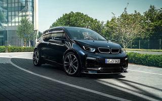 Un pic mai agresiv: BMW i3S a primit un pachet estetic din partea tunerului AC Schnitzer