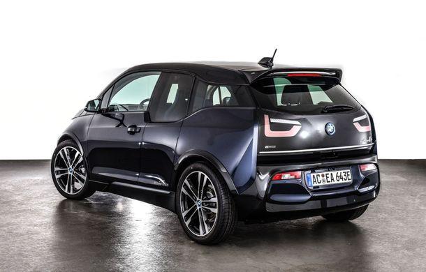 Un pic mai agresiv: BMW i3S a primit un pachet estetic din partea tunerului AC Schnitzer - Poza 7
