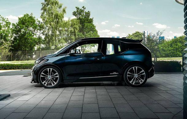 Un pic mai agresiv: BMW i3S a primit un pachet estetic din partea tunerului AC Schnitzer - Poza 2
