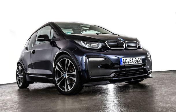 Un pic mai agresiv: BMW i3S a primit un pachet estetic din partea tunerului AC Schnitzer - Poza 5
