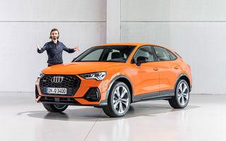 Am văzut noul Audi Q3 Sportback înaintea tuturor: la ce trebuie să te aștepți de la cel mai nou SUV coupe compact premium