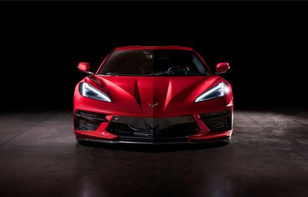 Versiuni noi pentru proaspătul Chevrolet Corvette: americanii pregătesc o variantă cabrio, dar și sisteme de propulsie electrificate - Poza 1