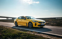 Test drive Kia Stinger