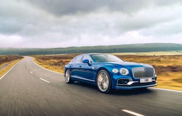 Bentley prezintă seria limitată Flying Spur First Edition: producția va începe la sfârșitul lui 2019 - Poza 3