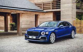 Bentley prezintă seria limitată Flying Spur First Edition: producția va începe la sfârșitul lui 2019