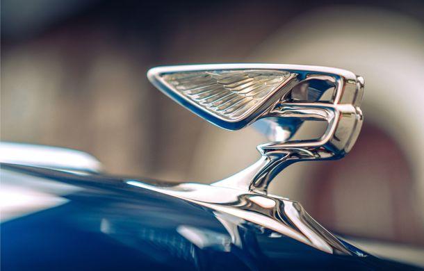Bentley prezintă seria limitată Flying Spur First Edition: producția va începe la sfârșitul lui 2019 - Poza 6