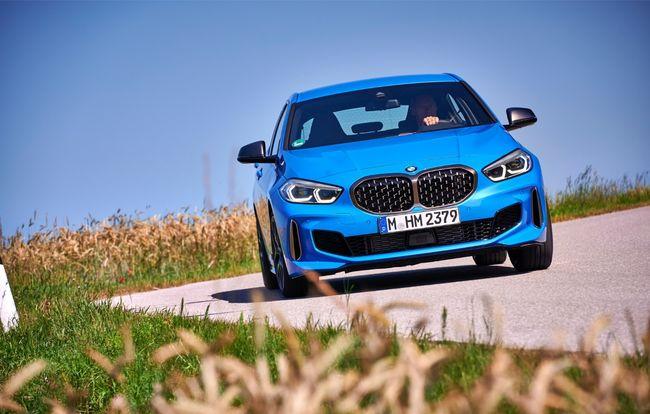 Test drive BMW Seria 1