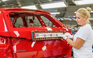 Skoda a început producția de serie a modelului Superb facelift: vârful de gamă este asamblat la uzina din Kvasiny