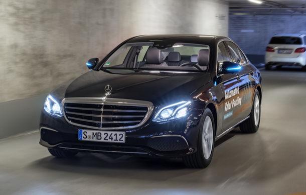 Mercedes-Benz a dezvoltat primul sistem de parcare autonomă fără supraveghere umană: tehnologia va fi testată la Stuttgart - Poza 5