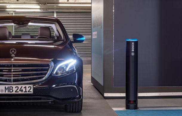 Mercedes-Benz a dezvoltat primul sistem de parcare autonomă fără supraveghere umană: tehnologia va fi testată la Stuttgart - Poza 3