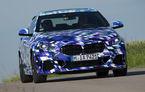 Imagini camuflate cu BMW Seria 2 Gran Coupe: noul model va avea o versiune de top de 306 cai putere și va fi prezentat în noiembrie