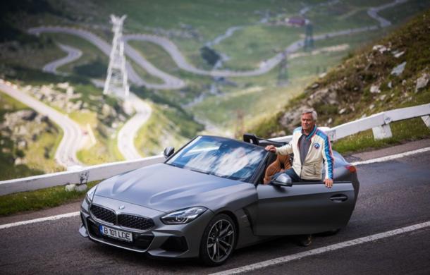 Bătrânul și muntele: cu Jochen Neerpasch pe Transfăgărășan - Poza 1