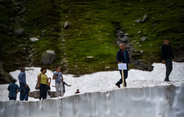 Bătrânul și muntele: cu Jochen Neerpasch pe Transfăgărășan - Poza 58