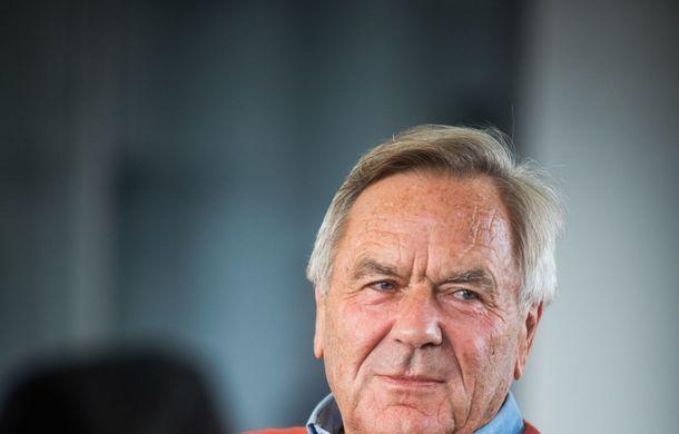 Bătrânul și muntele: cu Jochen Neerpasch pe Transfăgărășan - Poza 16