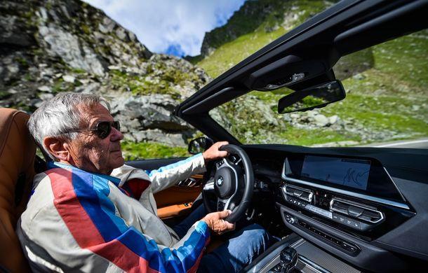 Bătrânul și muntele: cu Jochen Neerpasch pe Transfăgărășan - Poza 32
