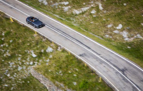 Bătrânul și muntele: cu Jochen Neerpasch pe Transfăgărășan - Poza 41