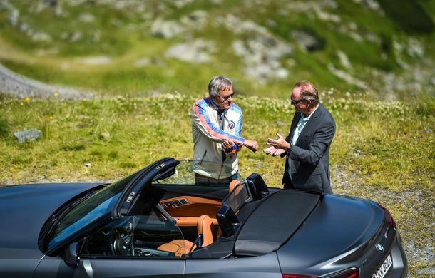 Bătrânul și muntele: cu Jochen Neerpasch pe Transfăgărășan - Poza 62