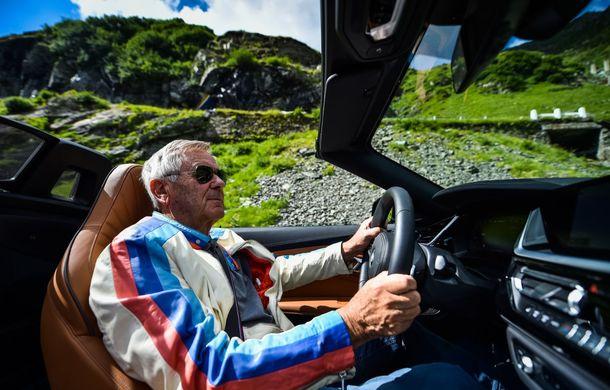 Bătrânul și muntele: cu Jochen Neerpasch pe Transfăgărășan - Poza 34