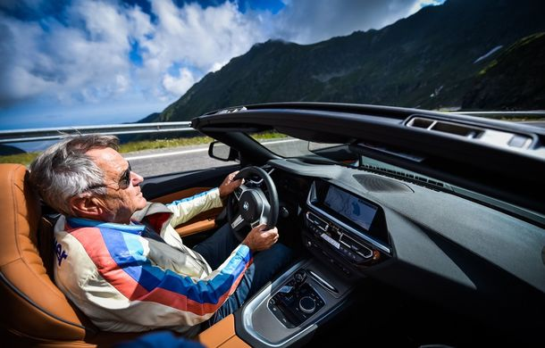 Bătrânul și muntele: cu Jochen Neerpasch pe Transfăgărășan - Poza 30