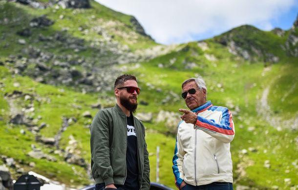 Bătrânul și muntele: cu Jochen Neerpasch pe Transfăgărășan - Poza 65
