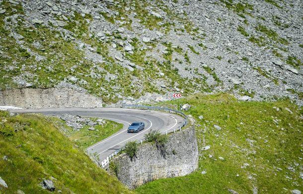 Bătrânul și muntele: cu Jochen Neerpasch pe Transfăgărășan - Poza 43