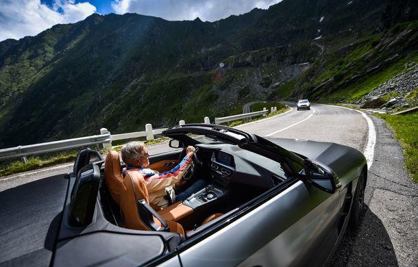 Bătrânul și muntele: cu Jochen Neerpasch pe Transfăgărășan - Poza 33