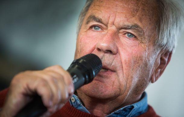 Bătrânul și muntele: cu Jochen Neerpasch pe Transfăgărășan - Poza 22