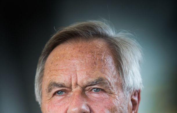 Bătrânul și muntele: cu Jochen Neerpasch pe Transfăgărășan - Poza 17