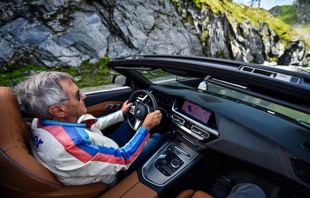Bătrânul și muntele: cu Jochen Neerpasch pe Transfăgărășan - Poza 31